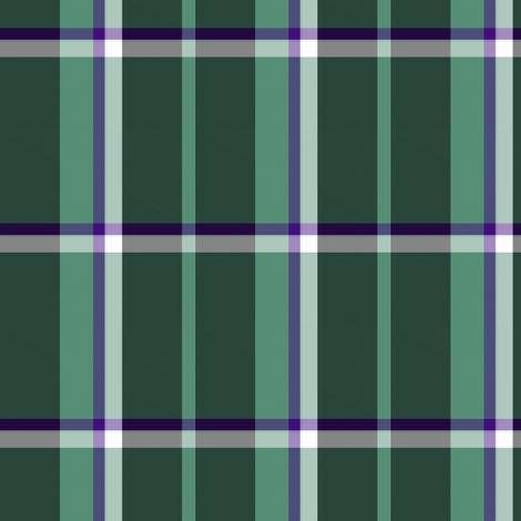Tartan Plaid 35, S fabric by animotaxis on Spoonflower - custom fabric