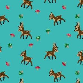 Deer - BLU