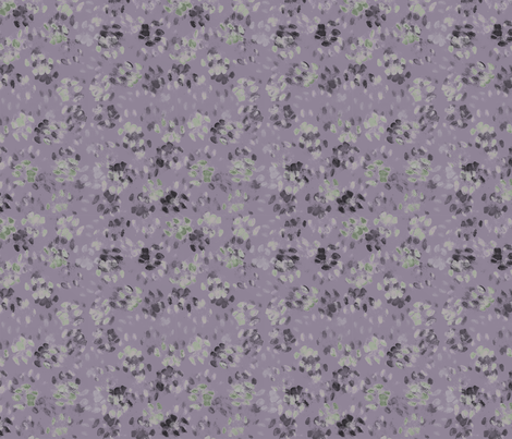 Sid and Mander Paws 4 - Lavender and Mint fabric by jenithea on Spoonflower - custom fabric