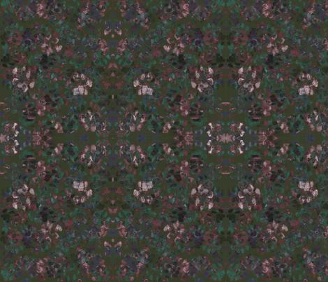 Catleidoscope Catmo 4 - Catki, Maroon, Turquoise fabric by jenithea on Spoonflower - custom fabric