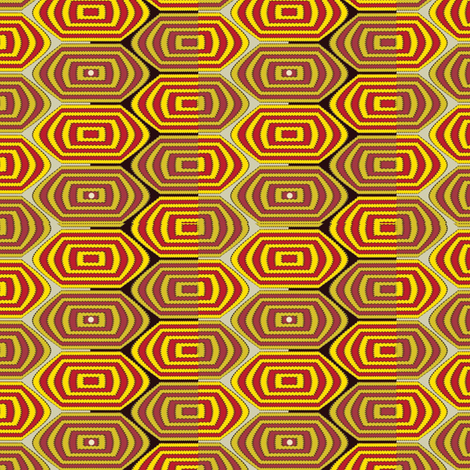 NAIROBI_COIN fabric by david_kent_collections on Spoonflower - custom fabric