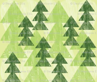 Vintage Evergreens