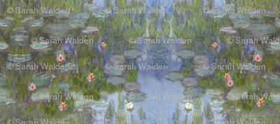 Monet's Nymphéas