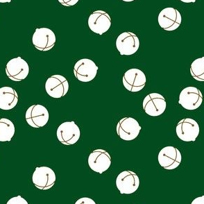 Jingle Bells (green and white)