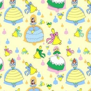 Belle Ringers - Pastels