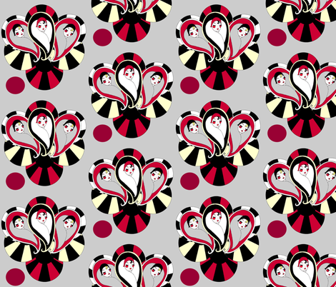 decopod2 fabric by beesocks on Spoonflower - custom fabric