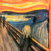 Munch - The Scream (1893)