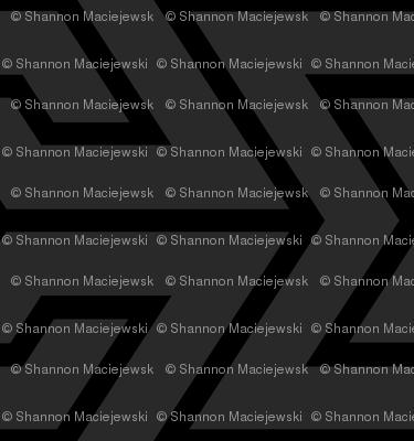 Sigma Geometric - Gray/Black