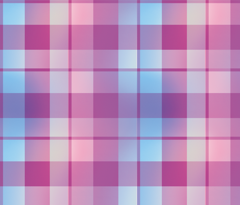 Tartan Plaid 42, L fabric by animotaxis on Spoonflower - custom fabric