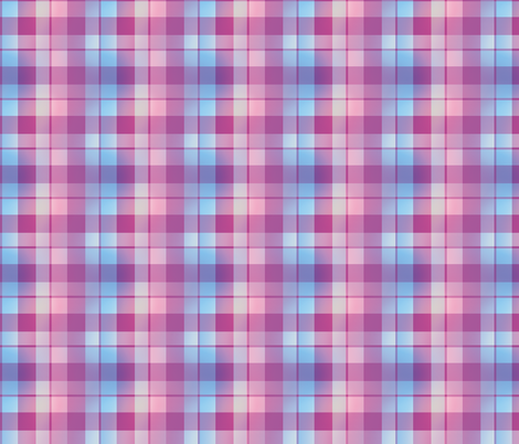 Tartan Plaid 42, S fabric by animotaxis on Spoonflower - custom fabric