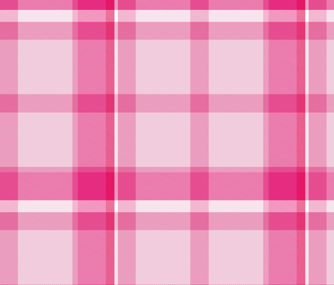 Tartan Plaid 45, L fabric by animotaxis on Spoonflower - custom fabric