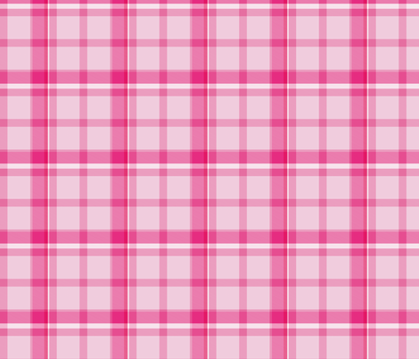 Tartan Plaid 45, S fabric by animotaxis on Spoonflower - custom fabric