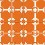 Orange Deco Small