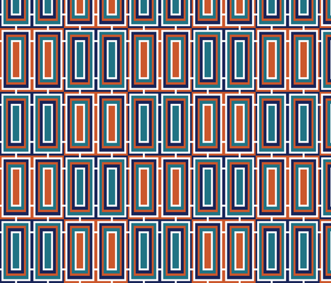 Adobe Tiles fabric by ravenous on Spoonflower - custom fabric