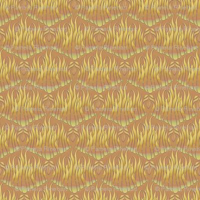 Flamestitch Maize