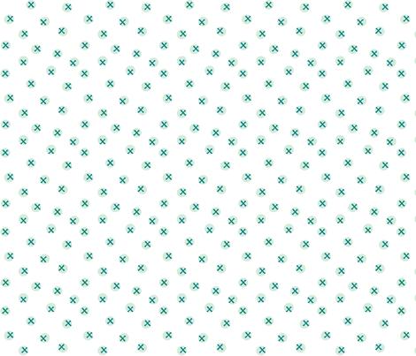 Jingle Bells Snowy fabric by jenimp on Spoonflower - custom fabric