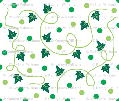 Ivy & spots!