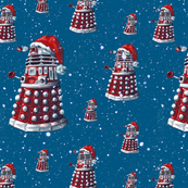 Santa Daleks