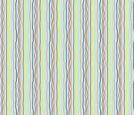 kids_stripe fabric by mammajamma on Spoonflower - custom fabric