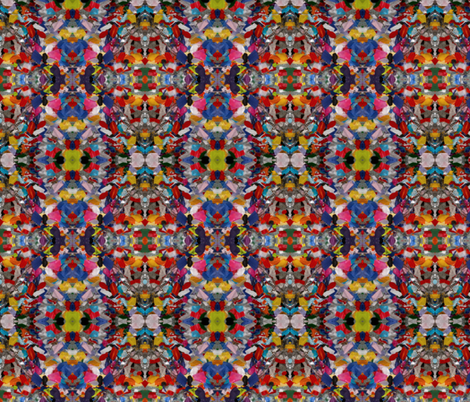 Carnival! fabric by mbsmith on Spoonflower - custom fabric