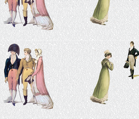 Persuasion fabric by studiofibonacci on Spoonflower - custom fabric