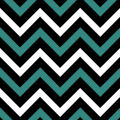 Coordinate Chevron  fabric by pond_ripple on Spoonflower - custom fabric