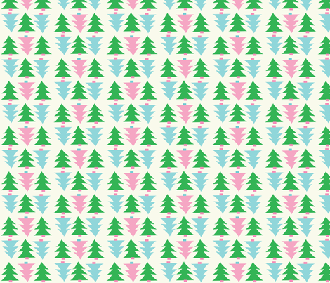 evergreen3 fabric by tammiebennett on Spoonflower - custom fabric