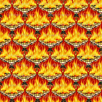 Flamestitch - Goldenfire