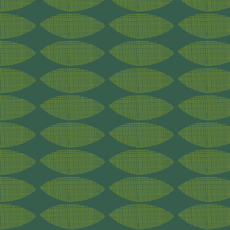 Green Laurel fabric by spellstone on Spoonflower - custom fabric