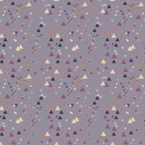 geometric triangles - colorway35