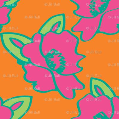 Candy Flowers ©2012 Jill Bull