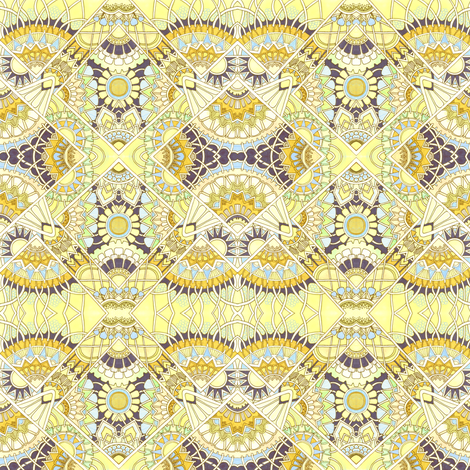Oh no, a Kimono fabric by edsel2084 on Spoonflower - custom fabric