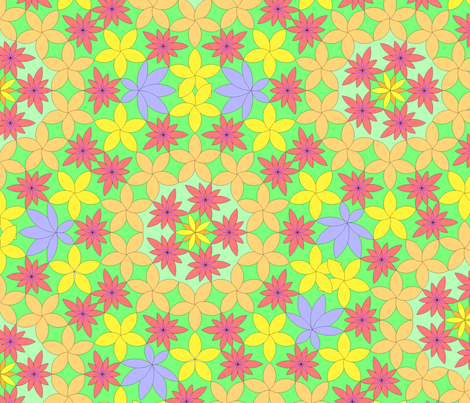 multi_multi_floral_3_color_2 fabric by staroid on Spoonflower - custom fabric