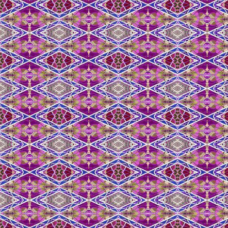 Deco Diamonds fabric by edsel2084 on Spoonflower - custom fabric