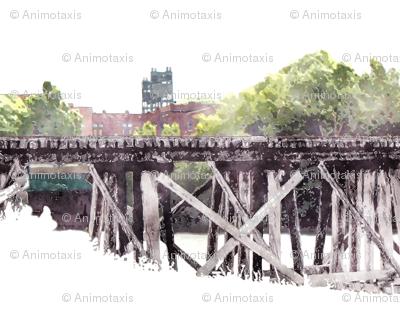 N.S.&T. Trestle Bridge 1, L