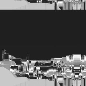Alien City Silver, L