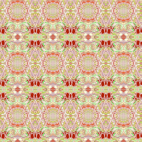 Neat, Sweet, Petite fabric by edsel2084 on Spoonflower - custom fabric