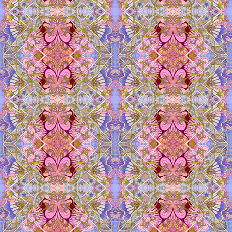 Sugar and Spice and All That's Nice fabric by edsel2084 on Spoonflower - custom fabric