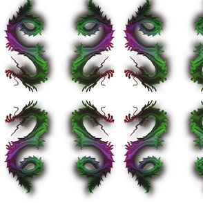 Green Purple Dragon, L