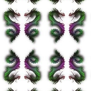 Green Purple Dragon, S