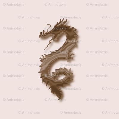 Brown Mink Dragon, L