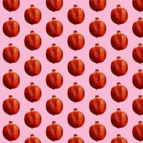 Pomegranates pur rosa