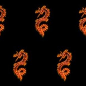 Fiery Dragon, S