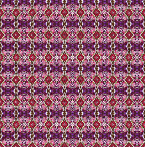 You Can't Order a Cup of Rococo at Starbucks fabric by edsel2084 on Spoonflower - custom fabric
