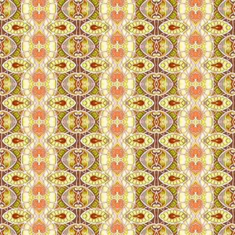 Formal Orbs fabric by edsel2084 on Spoonflower - custom fabric
