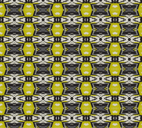 More Mushy Peas, Please fabric by susaninparis on Spoonflower - custom fabric
