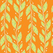 Rrrblue_bouquet_leaves_fabric_orange_shop_thumb