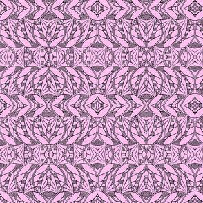 Dark & Light (soft pink/black)