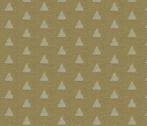 snow branches-ed fabric by melissamarie on Spoonflower - custom fabric