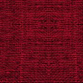 black and red burlap